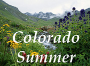 Colorado Summer