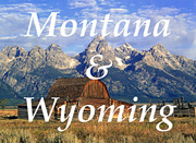 Montana and Wyoming